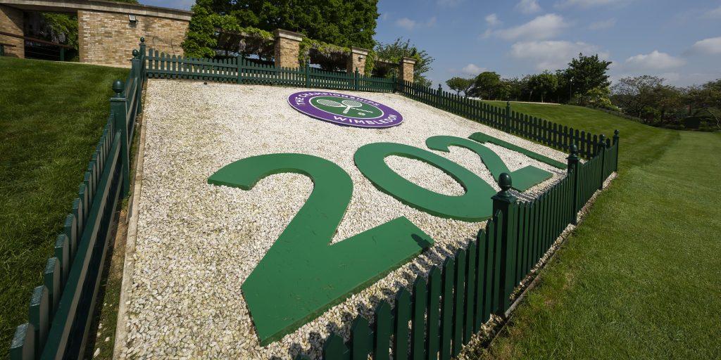 Wimbledon 2021 preparations
