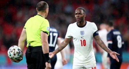 Raheem Sterling for England