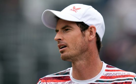 Andy Murray in conversation