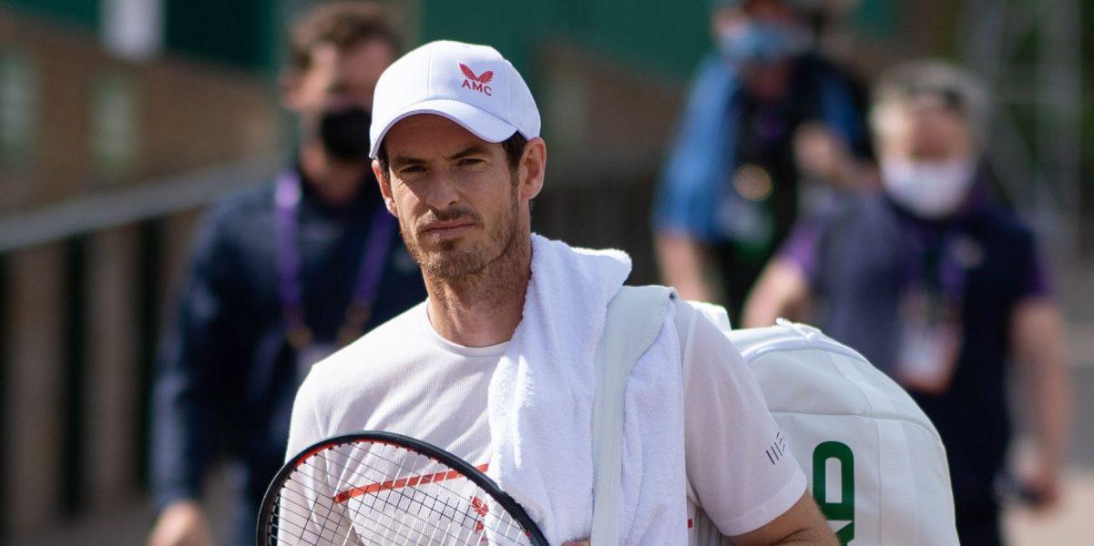 Andy Murray Wimbledon kit