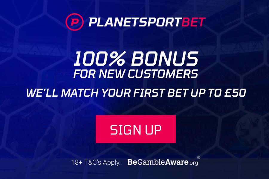 Planet Sport Bet offer