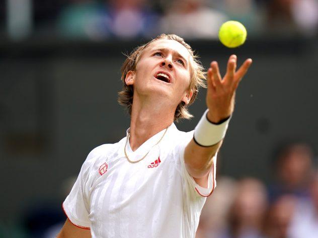 Sebastian Korda is destine for big things after beating Dan Evans on Centre Court