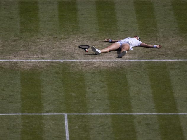 Ons Jabeur recovered from being sick on match point to make the fourth round for the first time