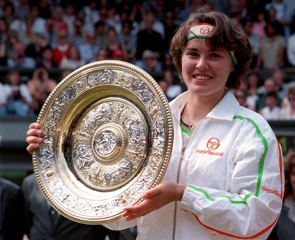 Martina Hingis Wimbledon champion
