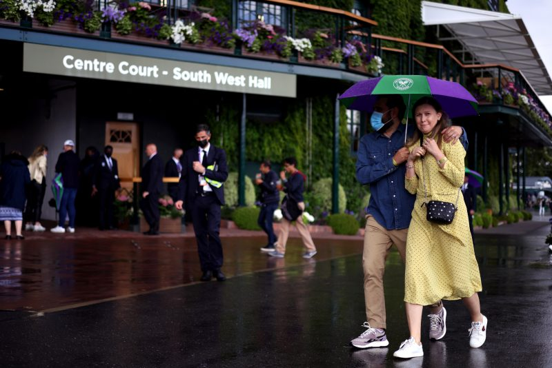 In pictures Wimbledon 2021