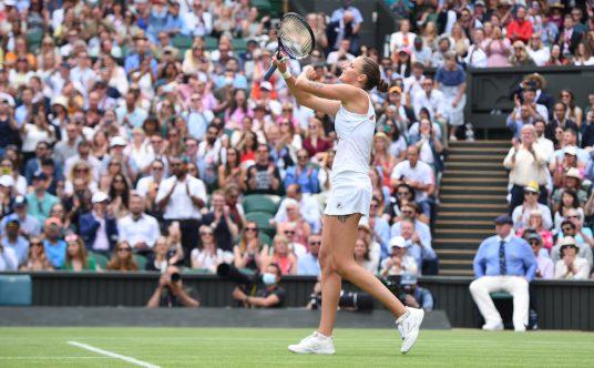 Wimbledon delight for Karolina Pliskova