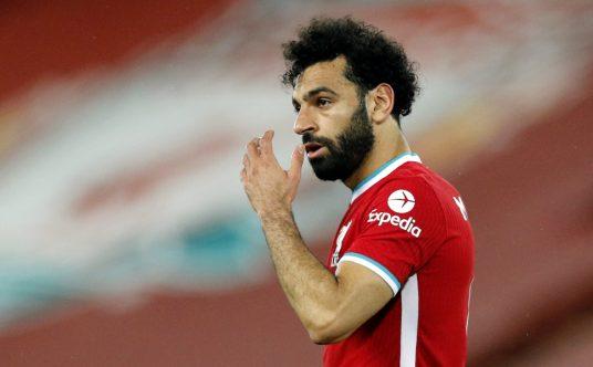 Mohammed Salah for Liverpool