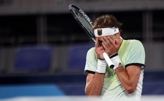 Alexander Zverev delighted