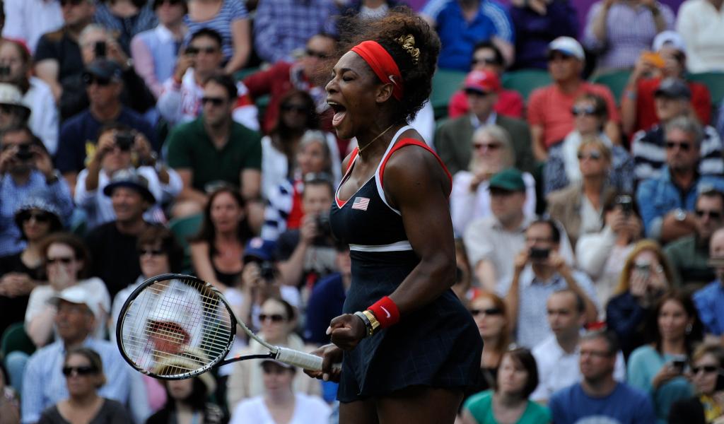 Serena Williams wins gold at London 2012 Olympics