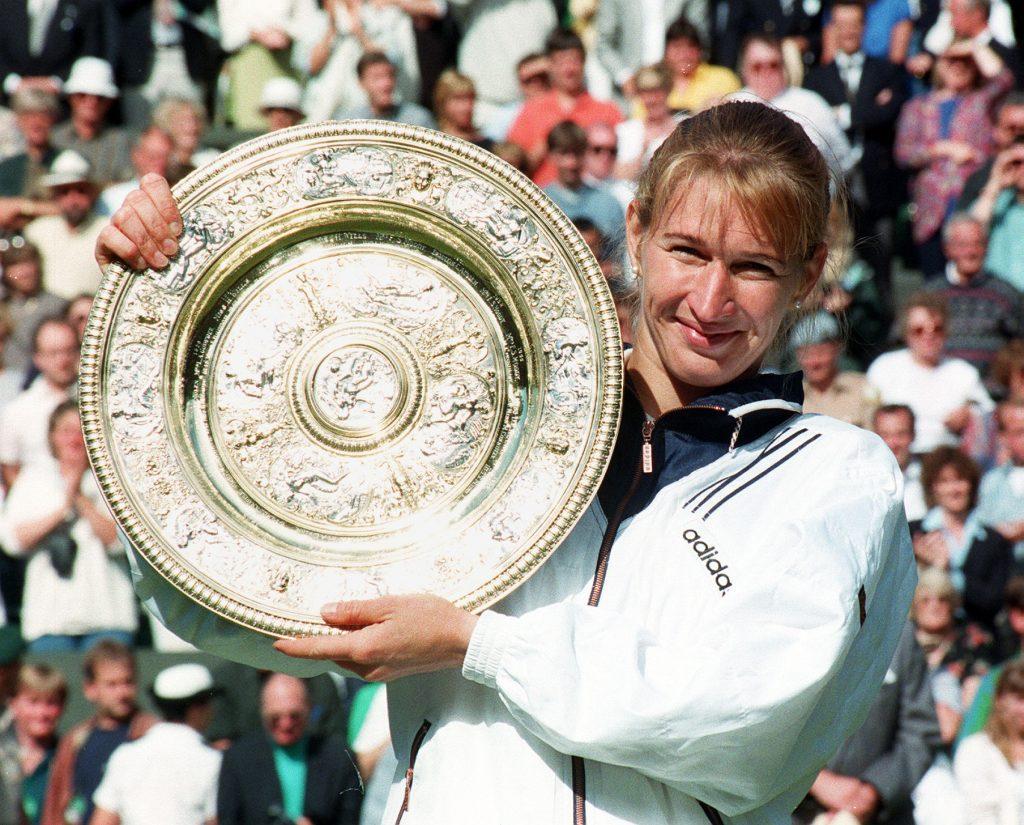 Steffi Graf Wimbledon champion
