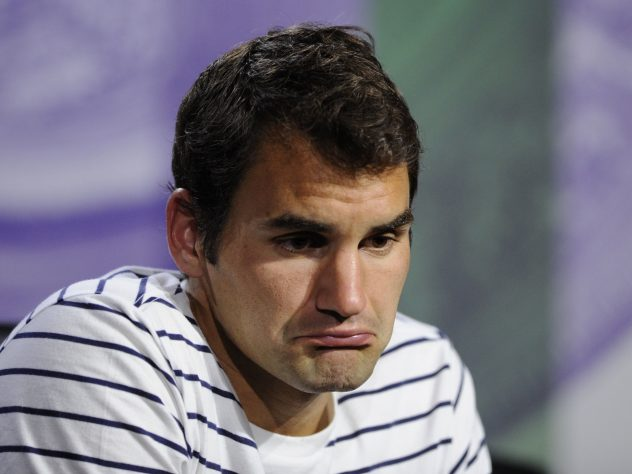 Federer reflects on his shock second-round defeat to Ukraine's Sergiy Stakhovsky at Wimbledon in 2013