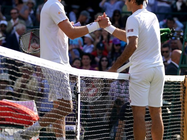 Federer won his 20th grand slam singles title at the Australian Open in 2018, but at Wimbledon was beaten in the quarter-finals by Kevin Anderson