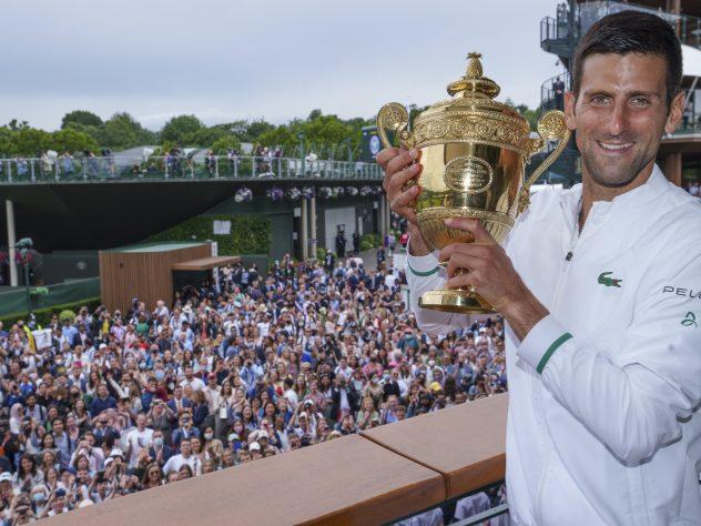 Wimbledon 2021 – Day Thirteen – The All England Lawn Tennis and Croquet Club
