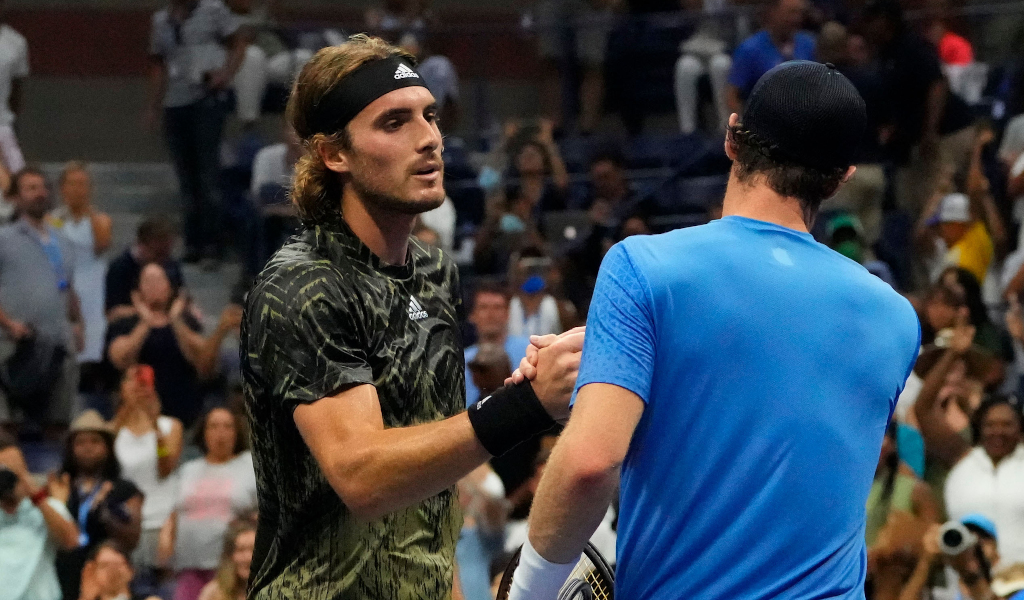 Stefanos Tsitsipas eager to clear the air with Andy Murray as Greek says 'I  don't think I broke any rules' - Tennis365