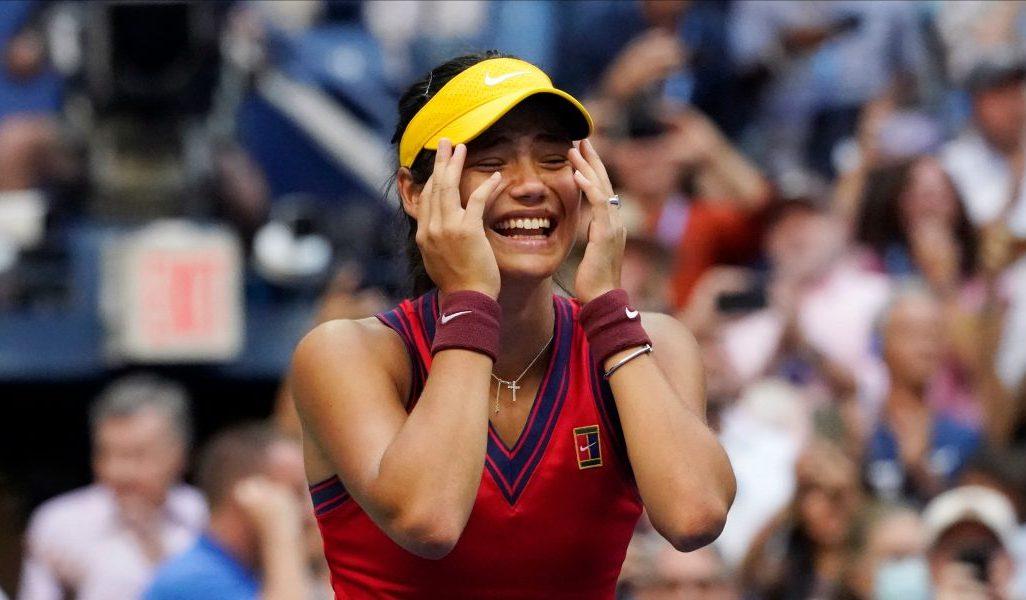 Emma Raducanu overjoyed after winning US Open
