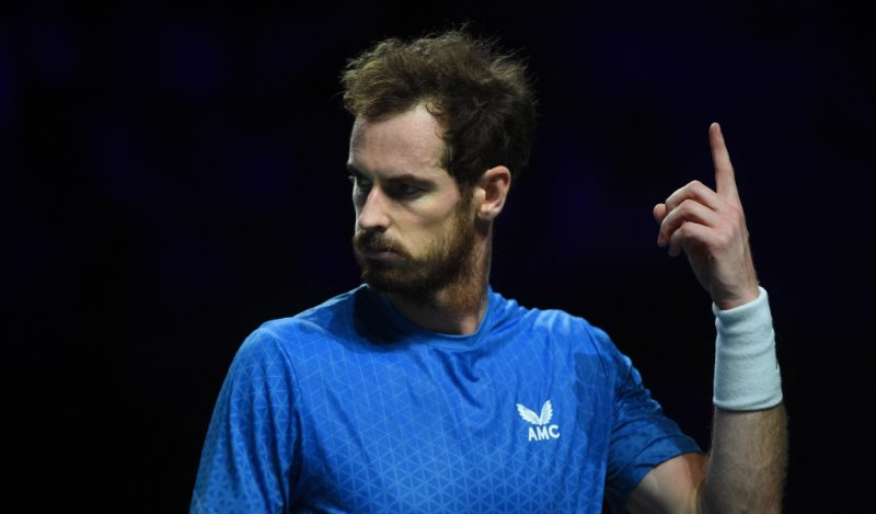 'My goal is not to get in the top 100,' says Andy Murray as he reveals his ambitions and what motivates him