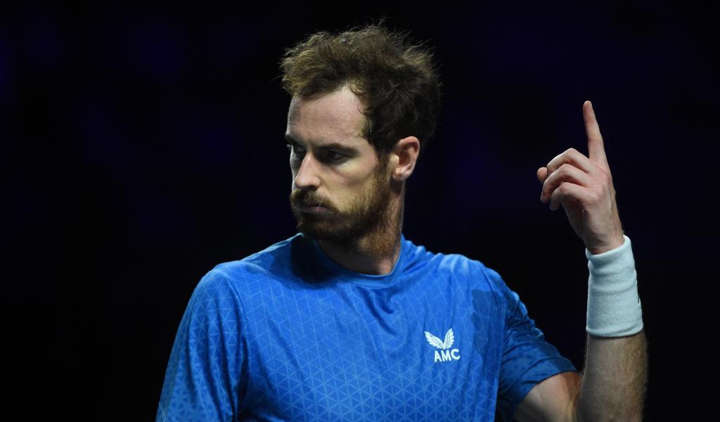 Andy Murray antics