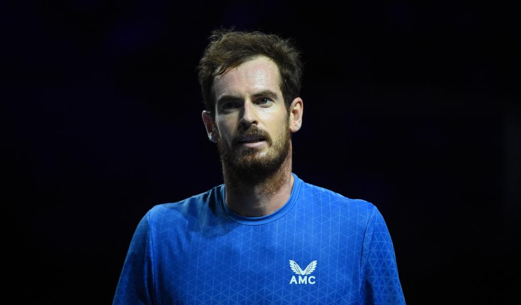 Andy Murray looking ahead