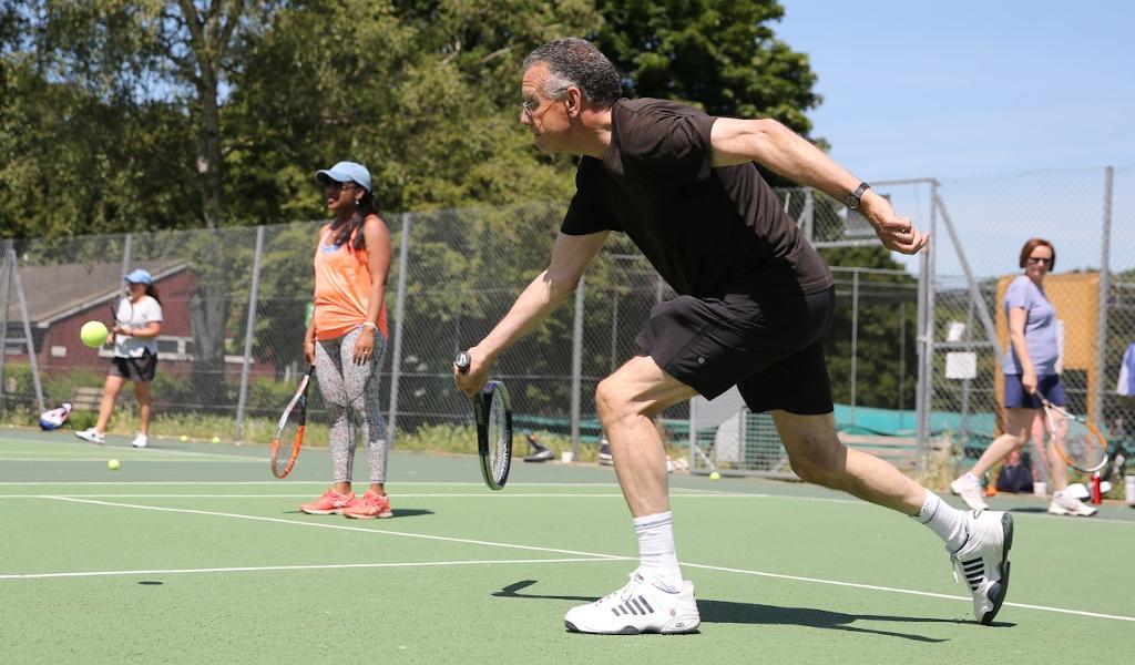 Lawn Tennis Association participation